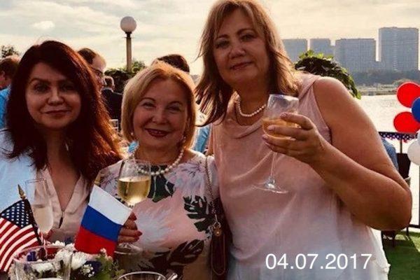 Елена Новомейская