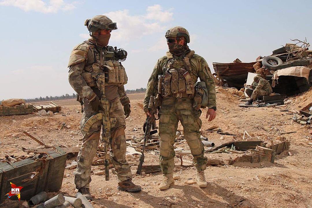 24 октября – день российского спецназа