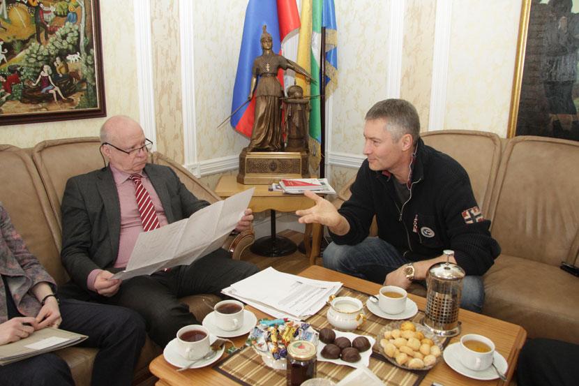 В Екатеринбурге ограблен немецкий консул