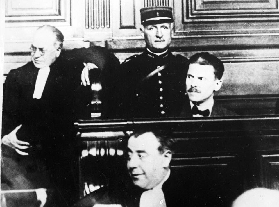 26 октября 1927 года оправдан убийца Петлюры