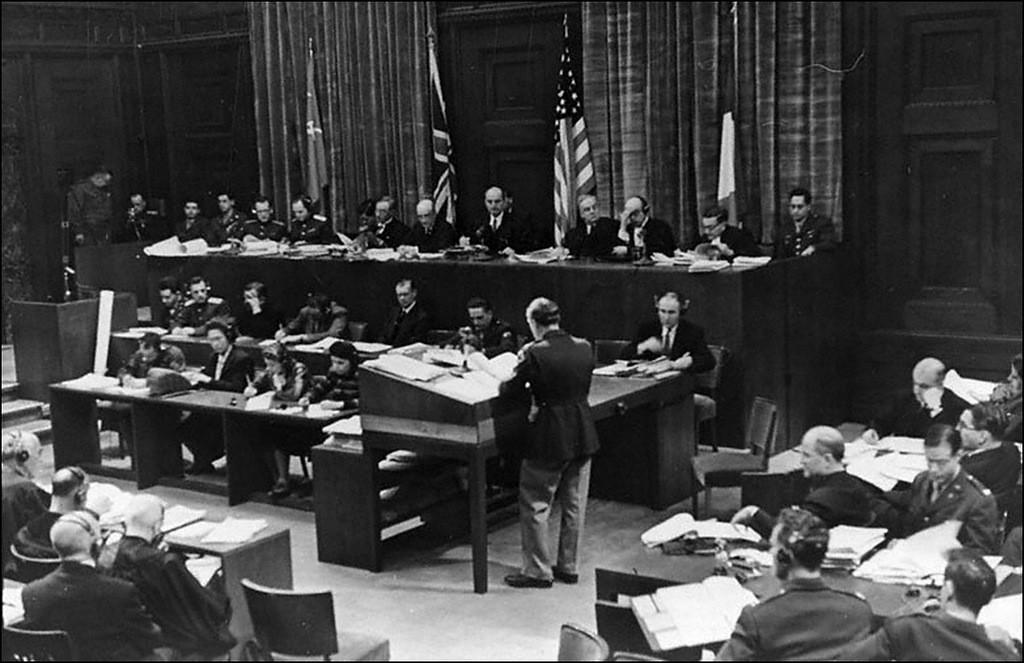 20 ноября 1945 года начался Нюрнбергский процесс