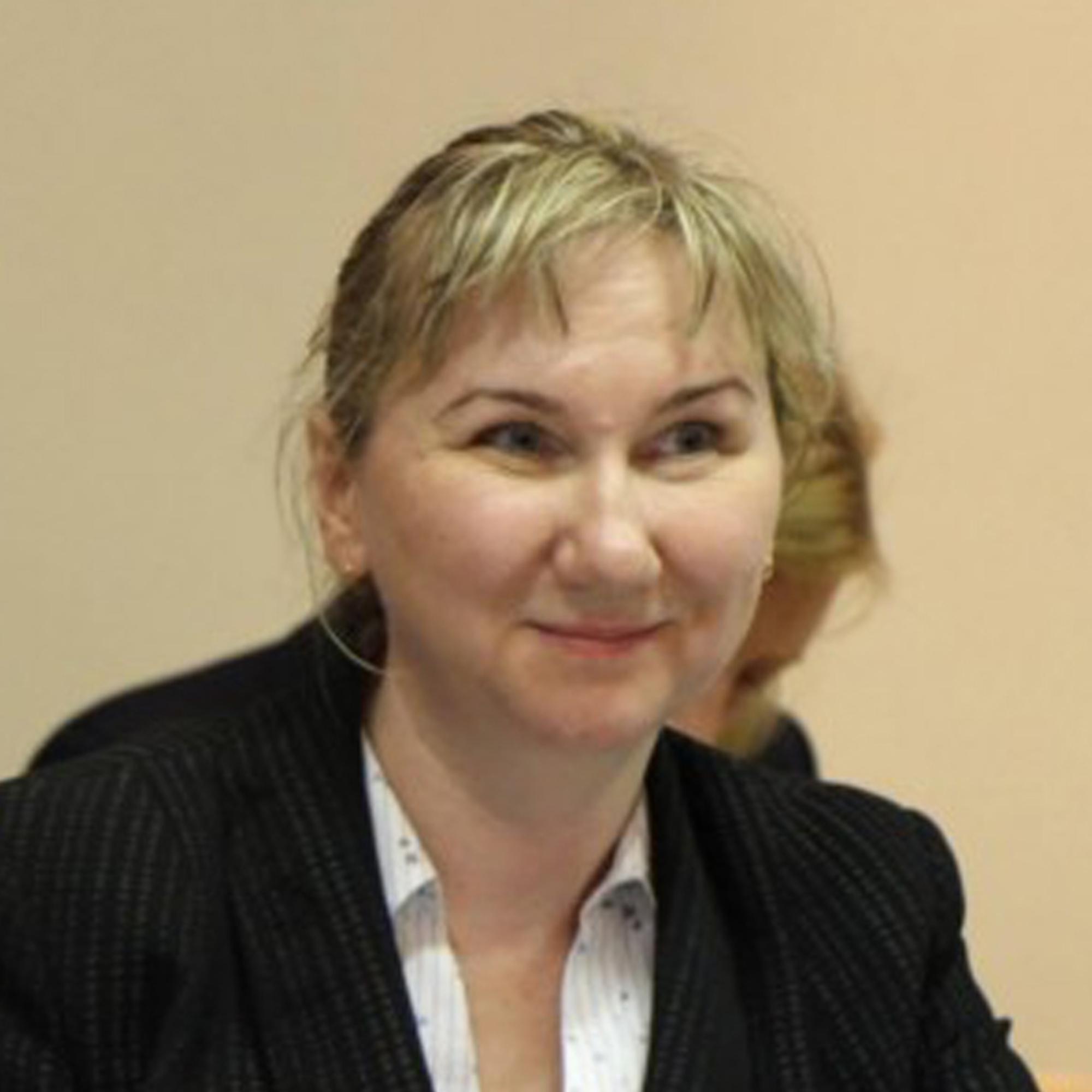Елена Чеснокова, старший консультант по связям с общественностью генерального консульства Великобритании в Екатеринбурге
