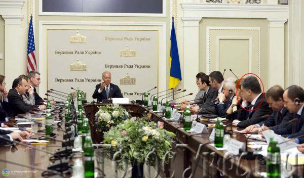 dzho bajden v kresle prezidenta ukrainy