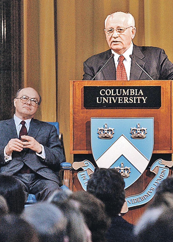 агент ЦРУ США Михаил Горбачев