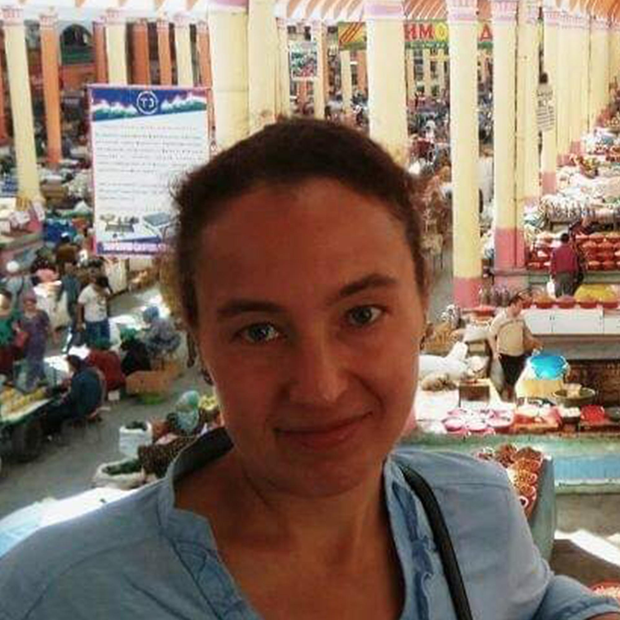 Юлия Грехнева, учредитель НП «Межнациональный информационный центр»