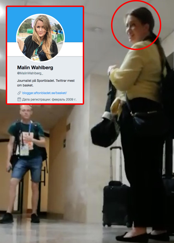 Вальберг Малин (Wahlberg Malin)
