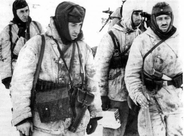 nemeckie okkupanty v stalingradskom kotle