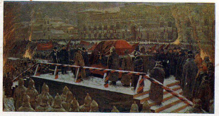 21 января 1924 года скончался Владимир Ильич Ленин