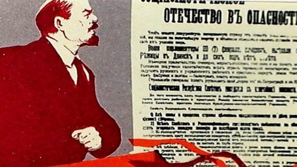 23 fevralya 1918 goda — den rozhdeniya krasnoj armiiavatar
