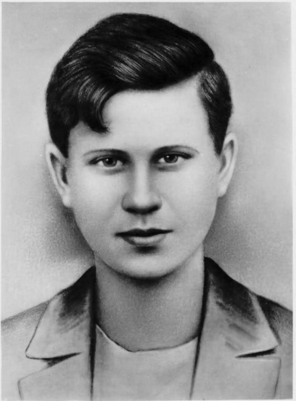 31 yanvarya 1943 goda kaznyon «molodogvardeec» sergej tyulenin
