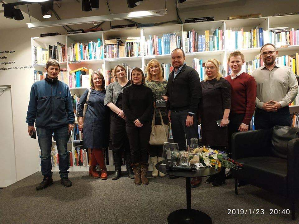 Екатеринбург посетил писатель и правозащитник Алексей Федяров