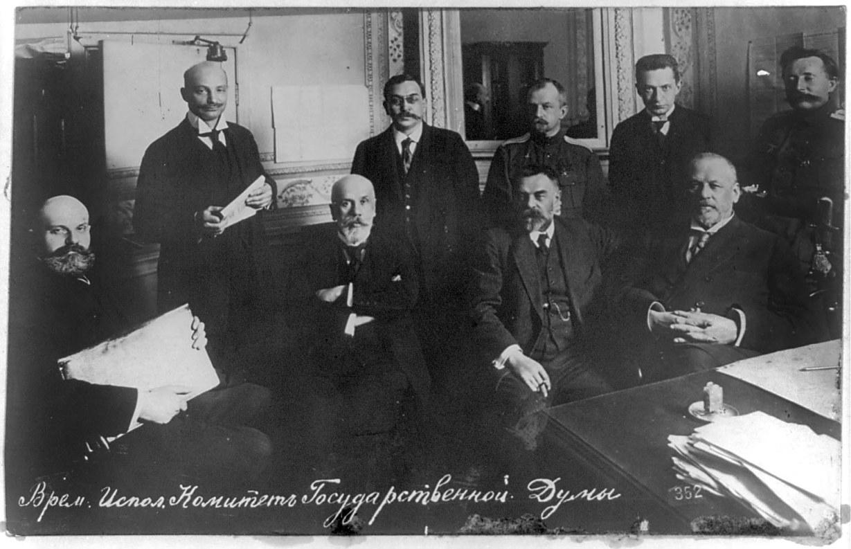 Кто организовал Февральский переворот 1917 года