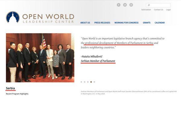 Open-World-Serbia