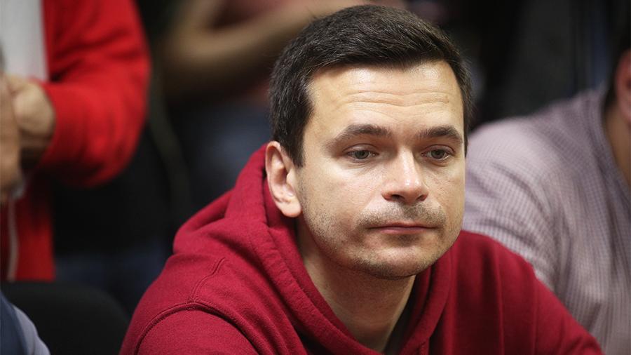 Полиция задержала Яшина и Ройзмана на форуме в Москве