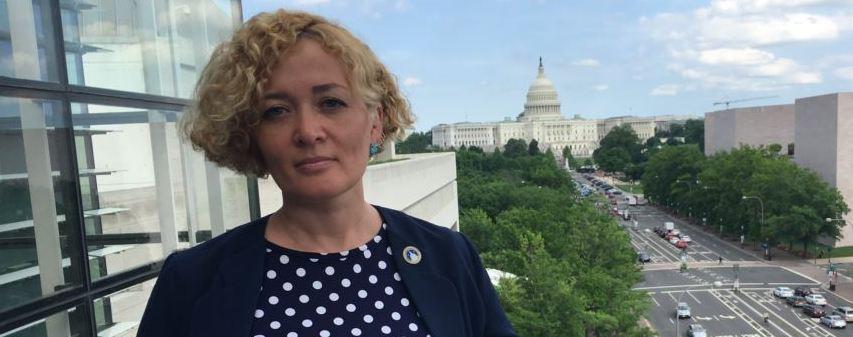 Анастасия Шевченко ради политики бросила умирающую дочь в детдоме