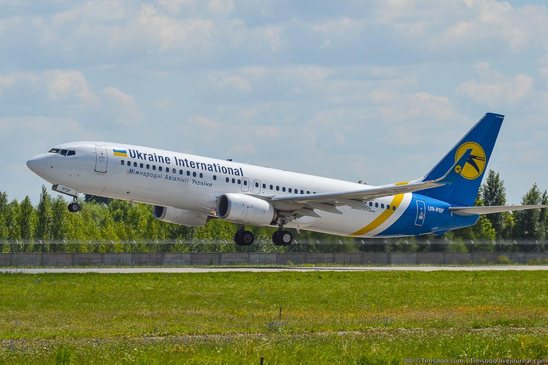 Боинг 737 МАУ