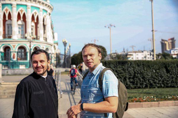 """Акция """"Обними пруд"""" в Екатеринбурге 3 сентября 2017 года"""