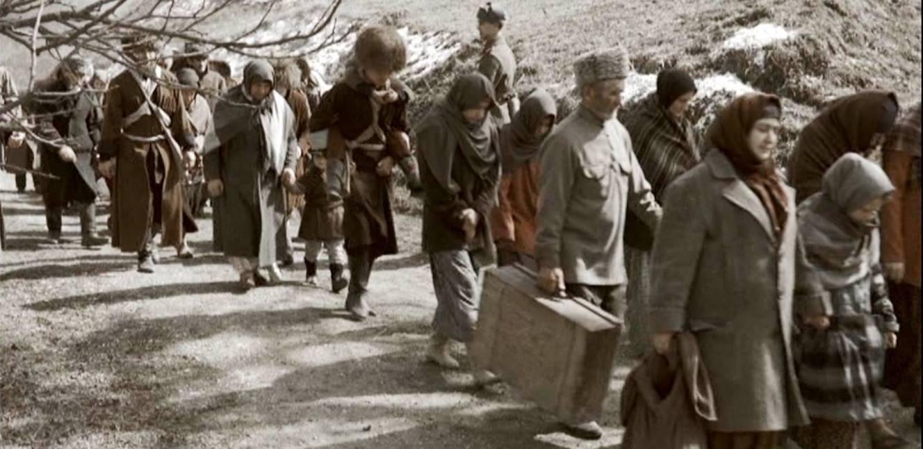 О депортации чечено-ингушского народа в феврале 1944 года