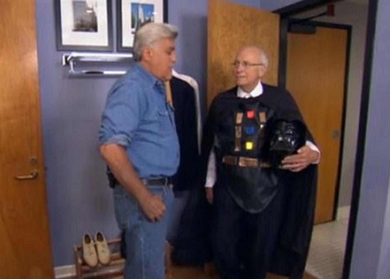 Дик Чейни в костюме Дарта Вейдера, 2011 год