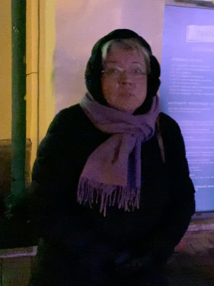 Елена Жемкова, исполнительный директор Международного