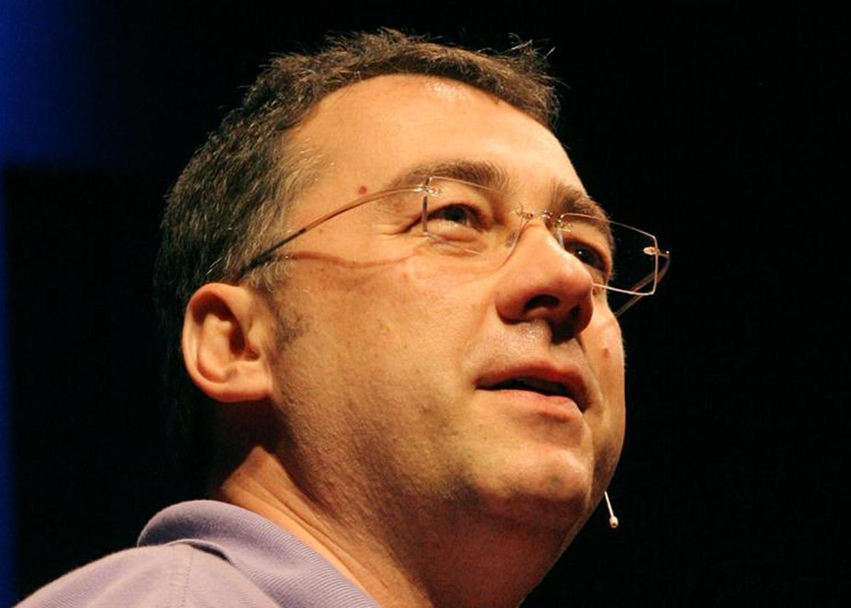 Саша Вучинич, основатель Фонда инвестирования в развитие СМИ (MDIF).