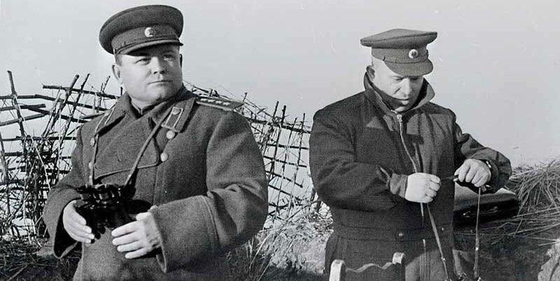 16 декабря 1901 года родился генерал Ватутин