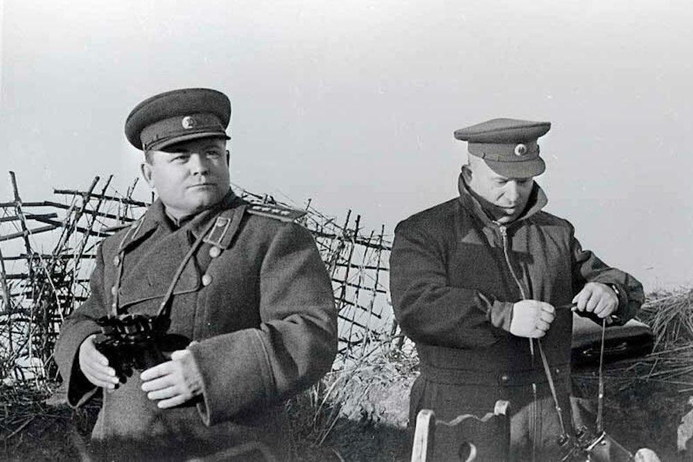 general nikolaj fyodorovich vatutin