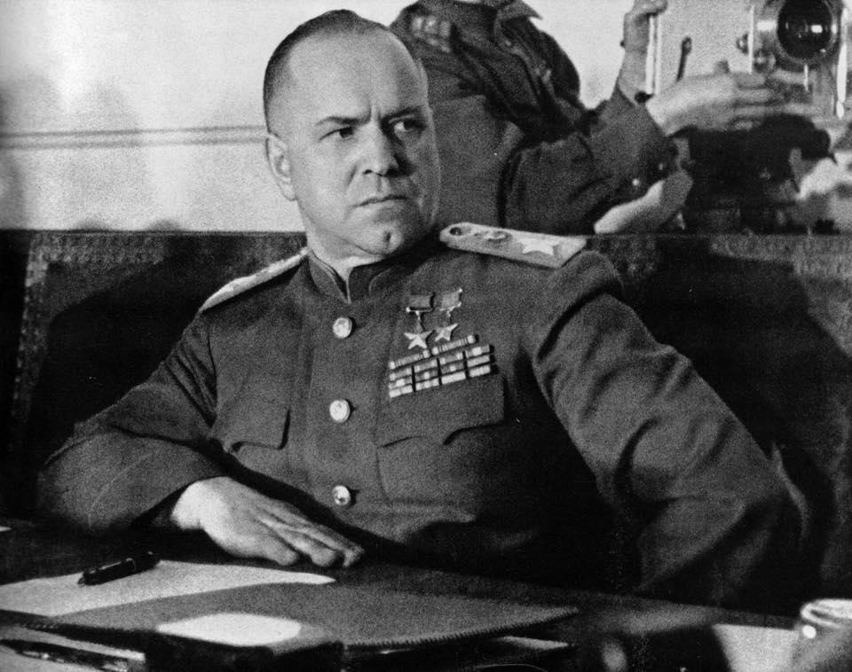 Великий советский полководец, Маршал Советского Союза Георгий Константинович Жуков