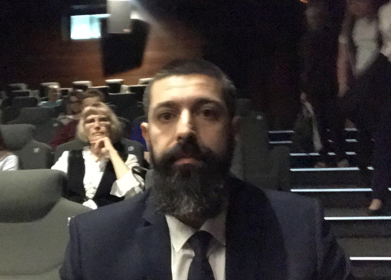 Илья Белоус, идеолог проекта