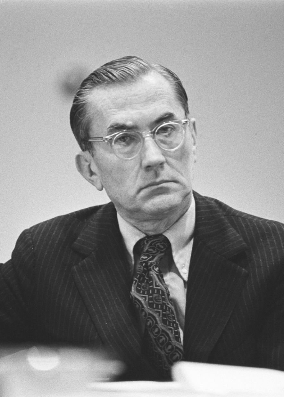 Уильям Колби, директор ЦРУ США (1973-1976)