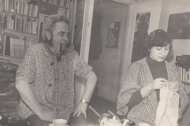 Яго Гельбсман и Анна Пастухова