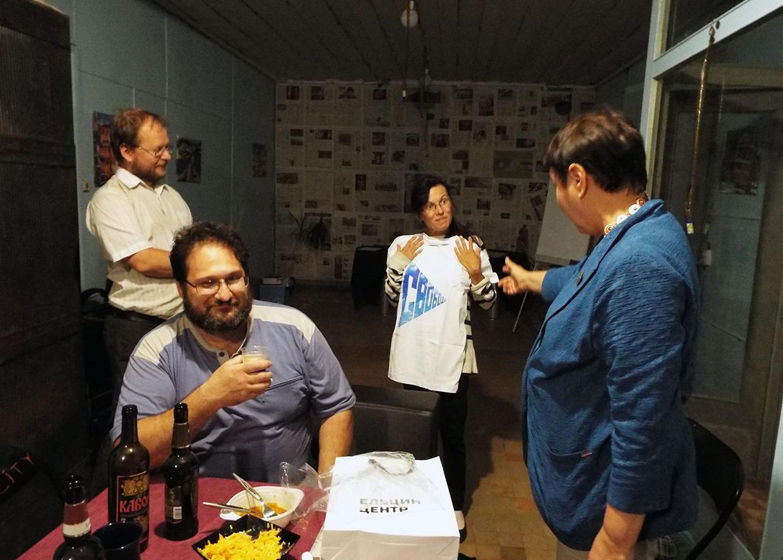 Павел Морозов, Анастасия Морозова, Анатолий Свечников, Анна Пастухова