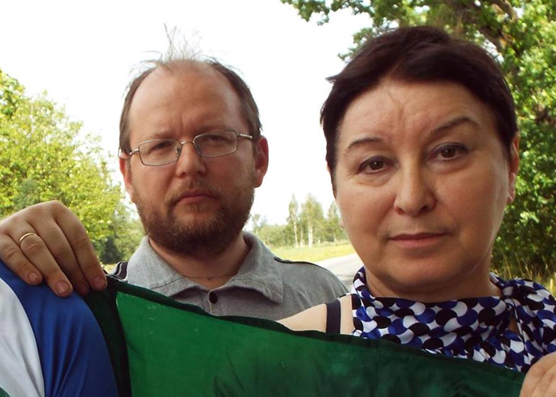Екатеринбург за свободу в Таллине