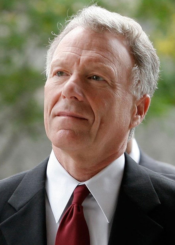 Льюис Либби, руководитель кадровой службы Дика Чейни при Президенте США Джордже Буше-младшем