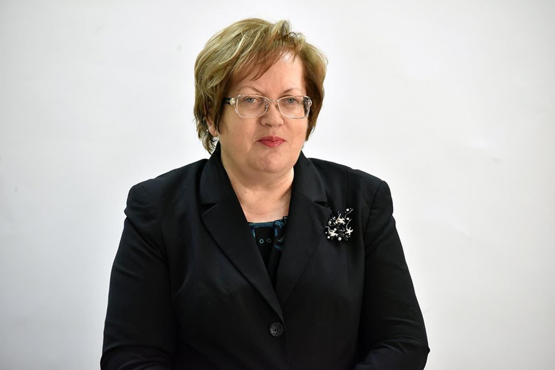 Мерзлякова Татьяна Георгиевна, российский журналист