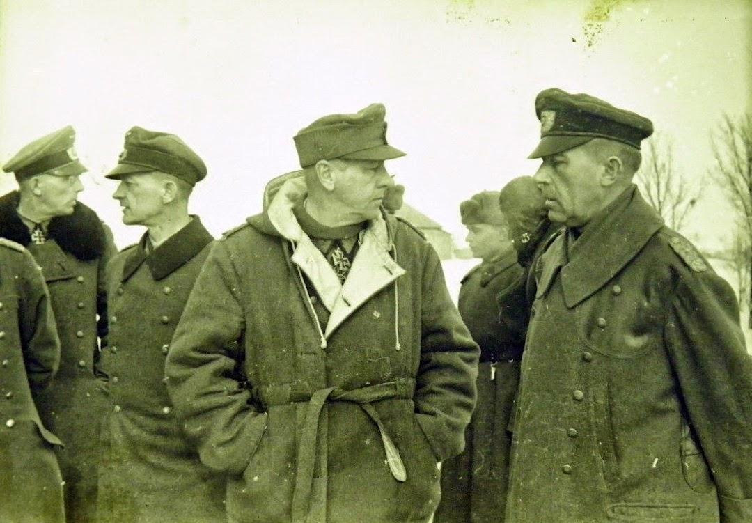 plennye nemeckie generaly v stalingrade