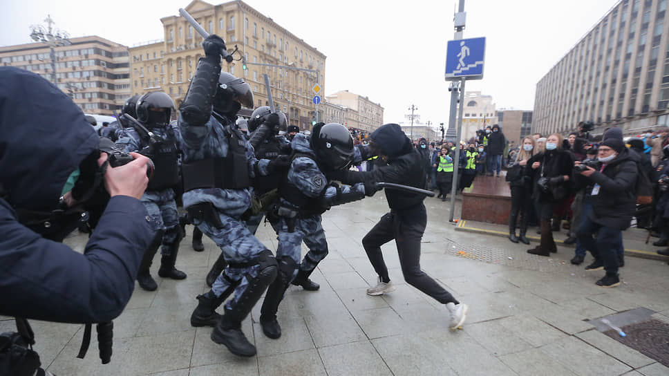 Протесты 23 января 2020 в России: мирная прогулка или внутренний терроризм?