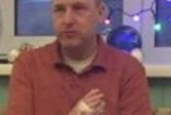Ричард Вудхаус, консул по административным вопросам ГК США в Екатеринбурге
