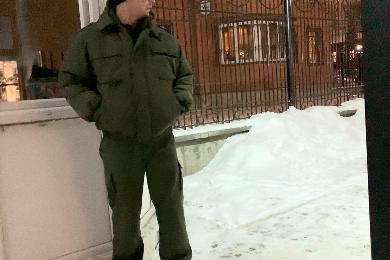 Рождественская явка ГК США в Екатеринбурге