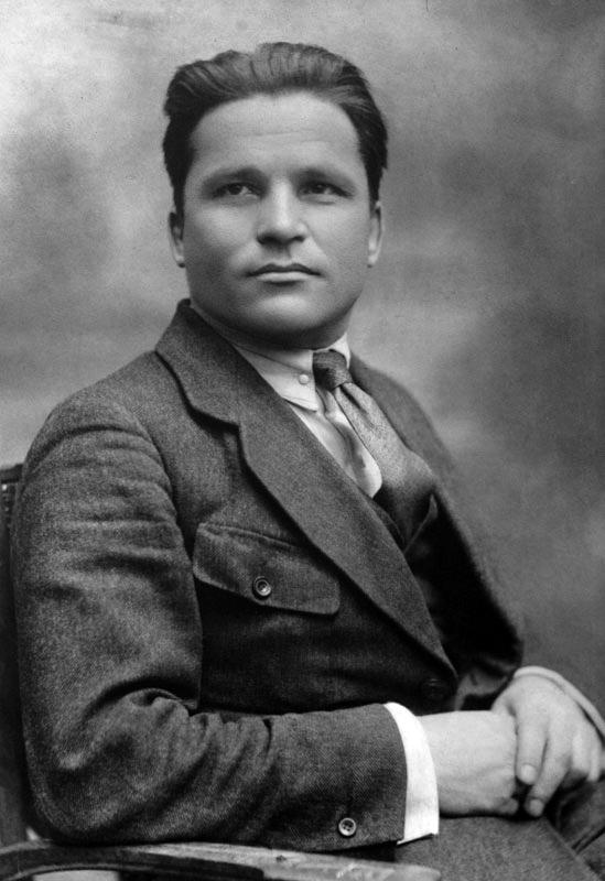Сергей Миронович Киров (1886—1934)