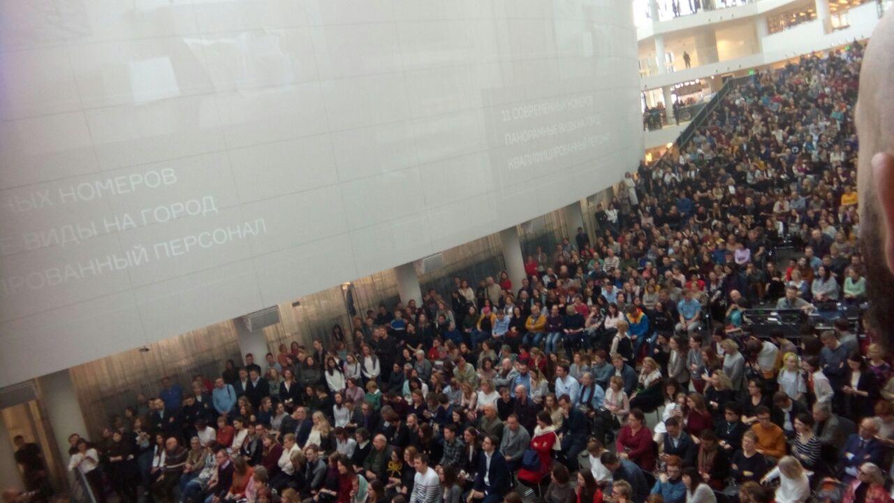 На фестивале «Слова и музыка свободы» в Ельцин Центре выступали отборные русофобы