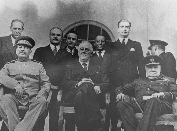 tegeranskaya konferenciya 1943
